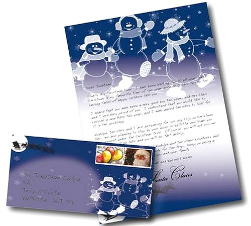 MaltaPost launches 'Letter from Santa' service for Christmas