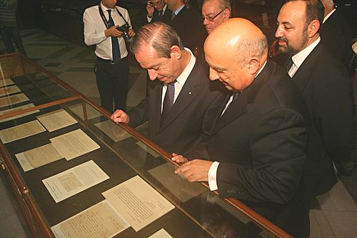 MaltaPost exhibition inaugurated  for stamp anniversary