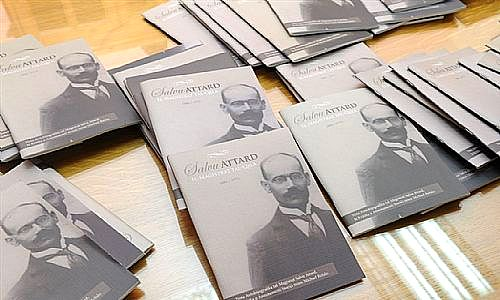 Qala Council publishes book on Magistrate Salvu Attard