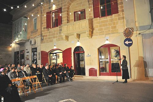 Inauguration of the Victoria Art Gallery and exhibition