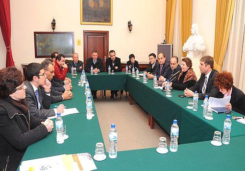 Meeting held for members of the Gozo Regional Committee