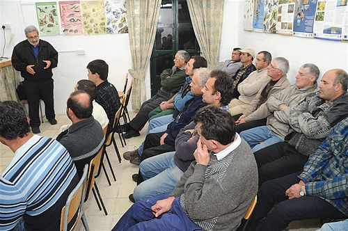 Gozitan farmers attending course on the use of pesticides
