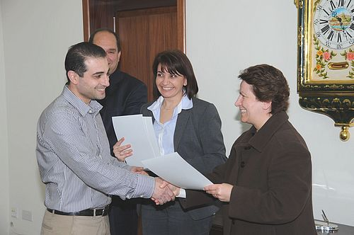 Gozo Ministry employees complete ACAD in-house course