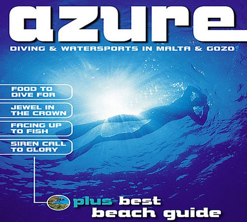 Watersports magazine Azure launches its second edition