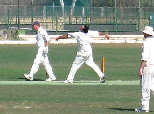 Chairman's team versus Captain's team in Saturday's cricket