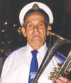 The oldest active bandsman in Gozo dies at the age of 86