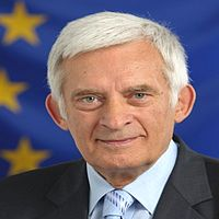 Buzek signs the European Citizens' Initiative into law