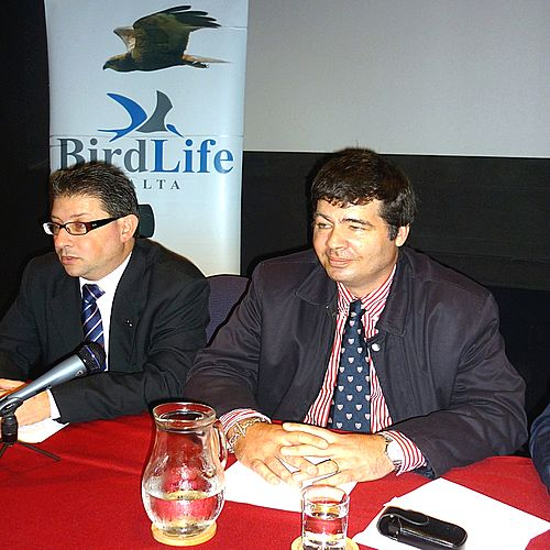 BirdLife Malta appoints it's new Executive Director