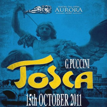 The Aurora Theatre booking office open for Tosca tickets
