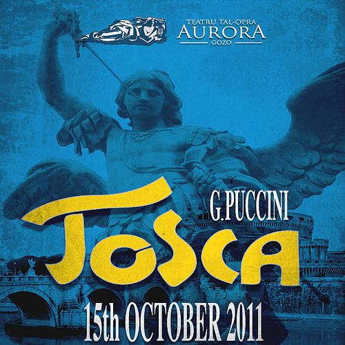 Aurora Theatre announce tickets offer for the opera Tosca