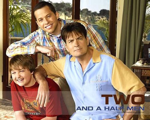 Two And A Half Men VIII showing on GO stars channel