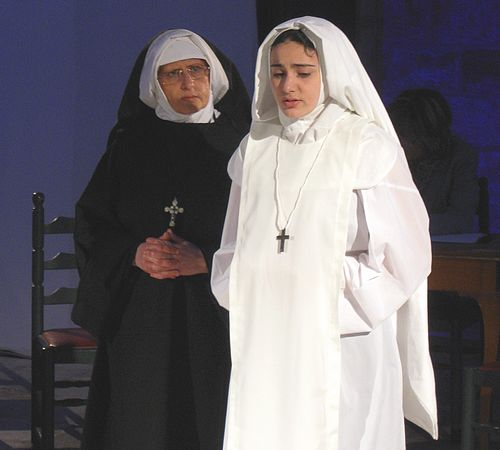 A sublime Agnes of God by the Gozo Creative Theatre Club