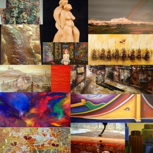'Community 11' Art Exhibition being held at the Cittadella