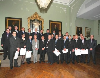 The MCAST Diploma in Manufacturing Excellence graduation