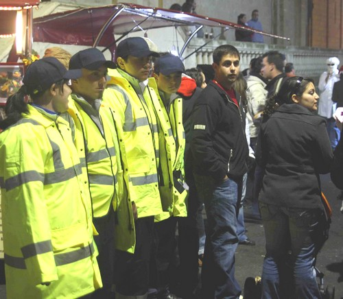 Emergency Response Rescue Corps cover of Gozo Carnival