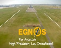 Satellite service makes air travel even safer - EGNOS