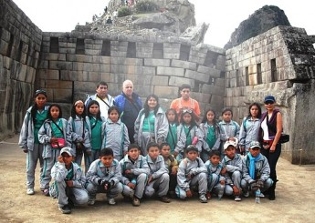 New secondary school in Peru  - 'Colegio Anthony Zammit'