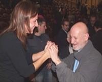 Fr Cyril Axelrod, a deaf-blind priest, to visit Malta in April