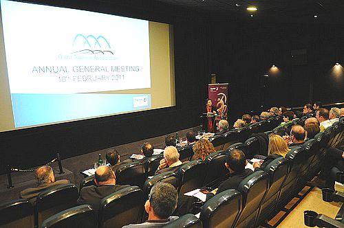 GTA Annual General Meeting held last month in Victoria