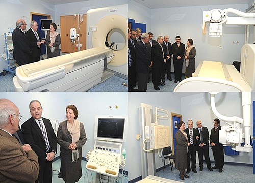 Gozo General Hospital Radiology Department inaugurated