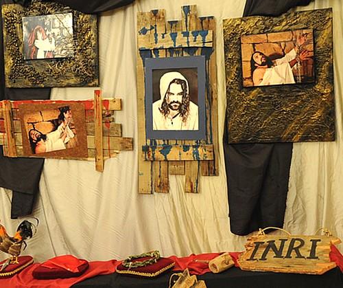 Holy Week exhibition by Ghaqda Dilettanti tal-Gimgha l-Kbira