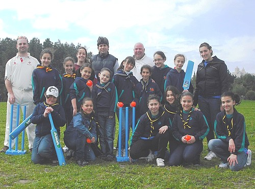 Cricket sessions available for local youth organisations