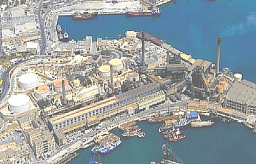 Marsa Power Station non-compliance with IPPC permit