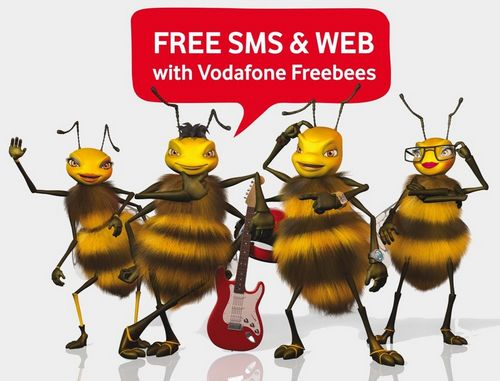 Vodafone Prepaid customers to get freebees with top-ups