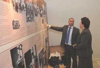 Anne Frank-Grajja ghal Zminijietna exhibition at the Citadella