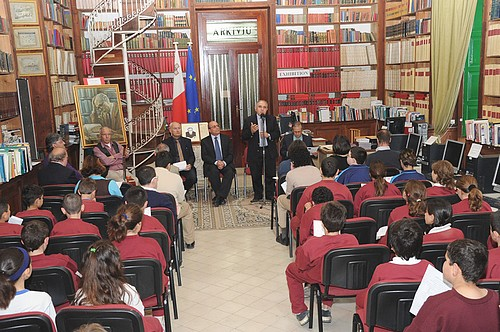 Iz-Ziffa tal-Poezija - 100th anniversary of Prof Guze Aquilina