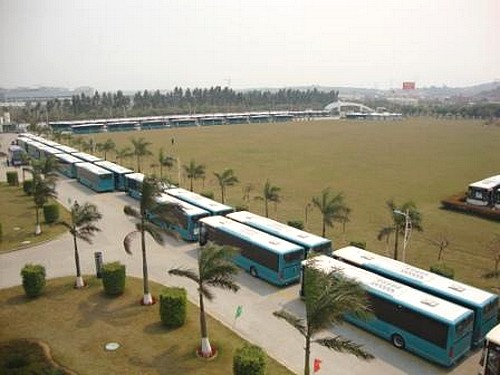 Malta's buses handed over to Arriva in ceremony in China