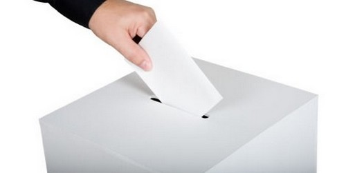 Electoral Commission information on the voting documents