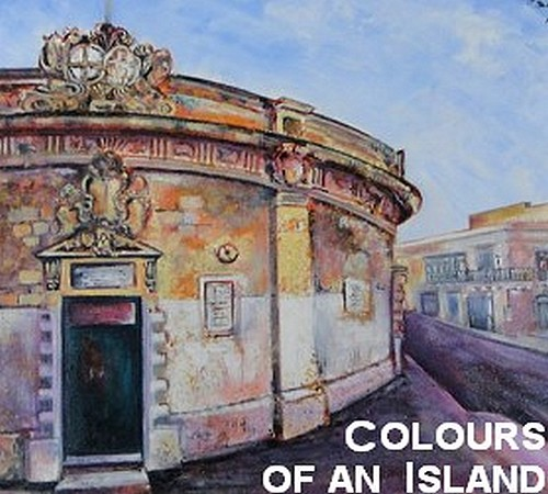 'Colours of an Island' - Exhibition in Victoria by Rachel Galea