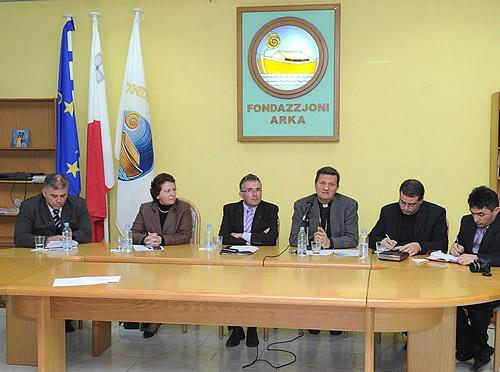 Seminar held in Gozo by the Kummissjoni Festi Esterni