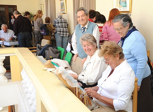 Celebration of the fifteenth edition of the Gozo Lace Day