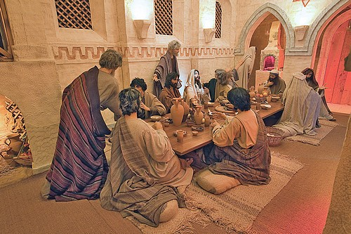 Last Supper Exhibition at the Museum Boys Centre in Nadur
