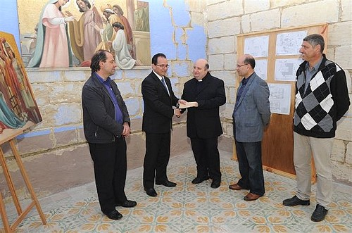 EU funds allocated for restoration works at Ta 'Pinu Shrine