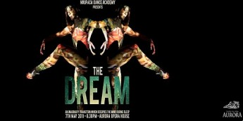 The Dream - Dance show by Naupaca at the Aurora Theatre