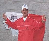 FKNK congratulates William Chetcuti who won gold in Beijing
