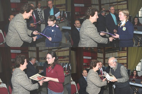 World Book Day 2011 events celebrated in Gozo last week