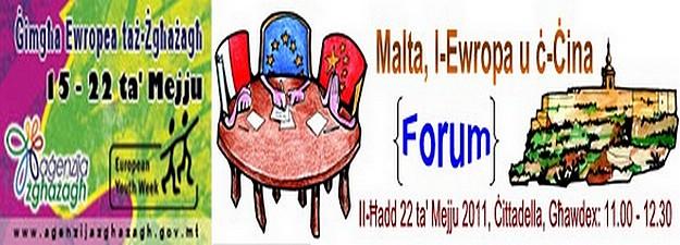 AZ to close celebrations of European Youth Week in Gozo