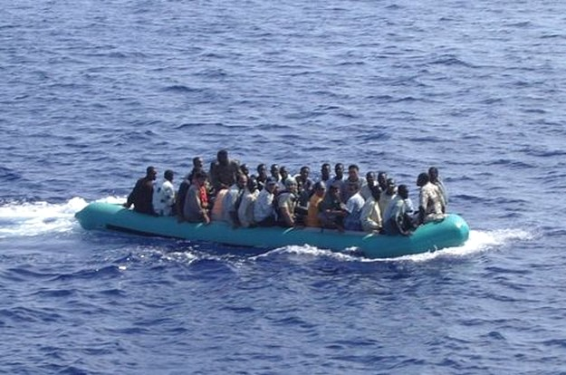 14,000 have arrived by boat to Malta and Italy from Libya