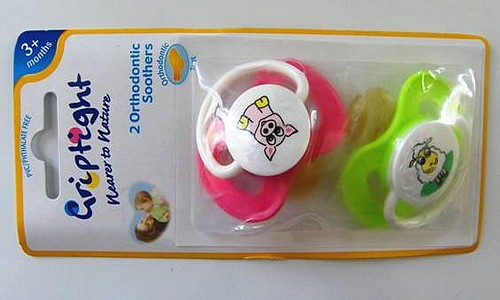 Malta Standards Authority bans 'Griptight' baby soothers