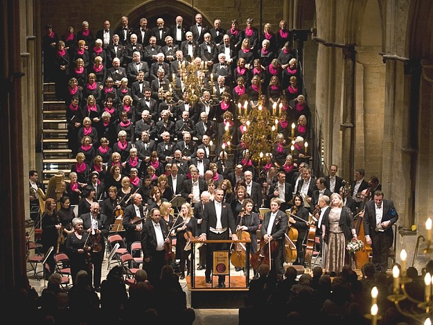 The UK's Chichester Singers to animate Mass at Xaghra