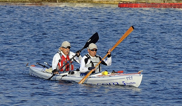 Kayak for Cancer Challenge in aid of Puttinu Cares
