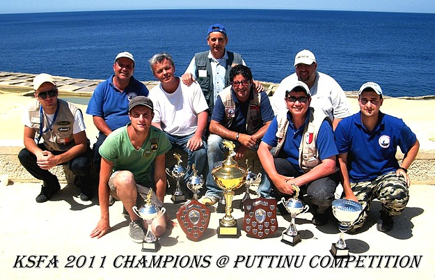 A successful catch of €900 in Gozo in aid of Puttinu Cares