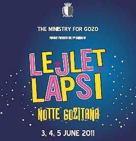Marouska Attard in concert for Lejlet Lapsi  Notte Gozitana