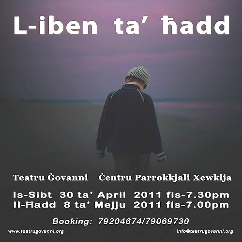 Second performance of 'L-Iben ta' Hadd' at Teatru Giovanni