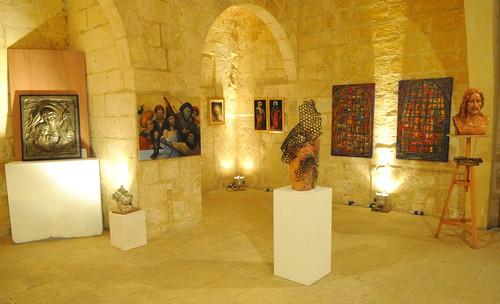 Sacred Art Biennale 2011 Exhibition at the Cittadella Centre