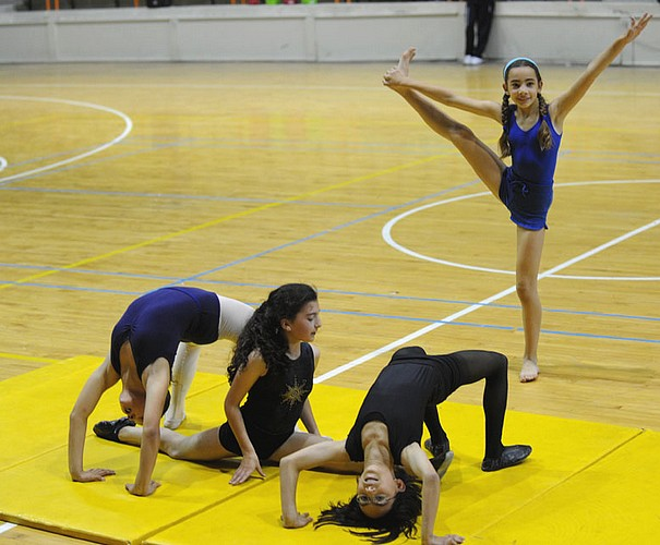 Annual Skola Sport exhibition at the Gozo Sports Complex